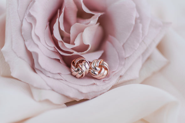 Knot - Rose Gold