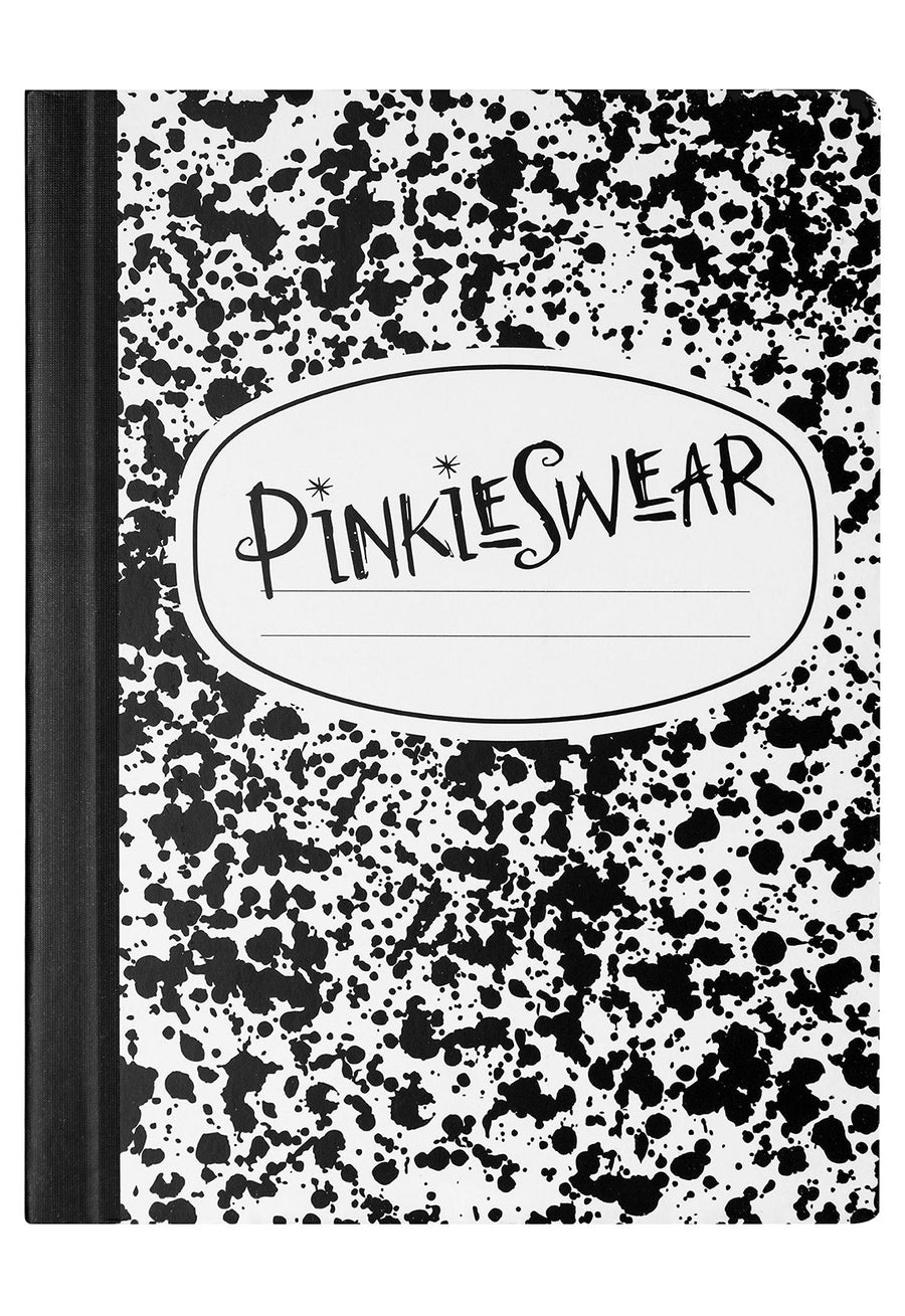 Pinkie Swear Makeup Notebook