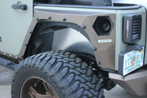 REAR FENDER ARMOR VPR-RFJ-01