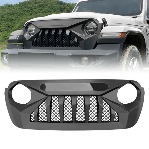 Jeep Wrangler Demon Grille