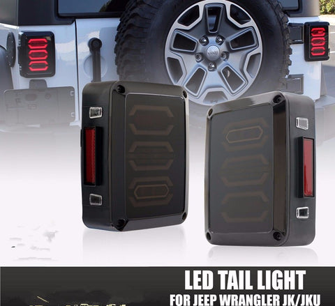 Brake Lights Jeep Wrangler JK TJ 1997 - 2018
