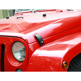 Hood Latches with Engine Lock