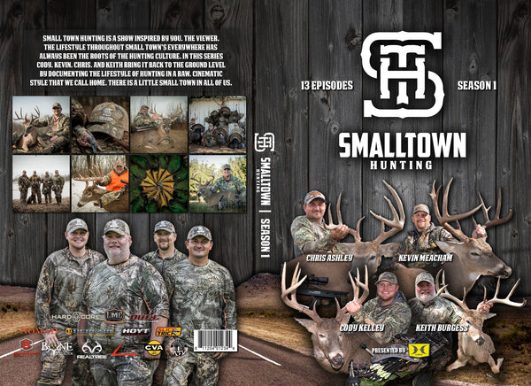Small Town Hunting Season 1 DVD