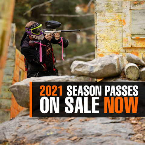 OSG Paintball 2021 Season Pass