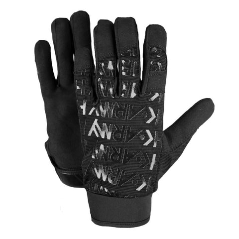 HK Army HSTL Glove Black (Full Finger)