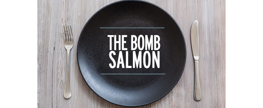 The Only Salmon Recipe You Will Ever Need
