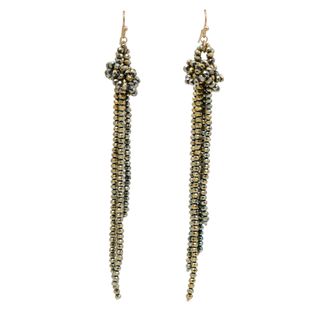 Viva Noir Earrings