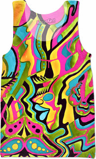 Psychedelic 60's - Tank Top