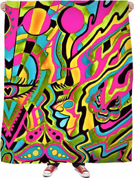 Psychedelic 60's - Blanket