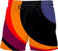 Love goes round in circles - Swim Shorts