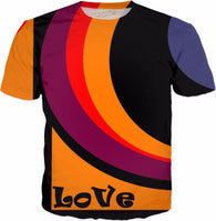 Love goes round in circles - Men's Tee
