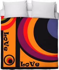 Love goes round in circles - Duvet