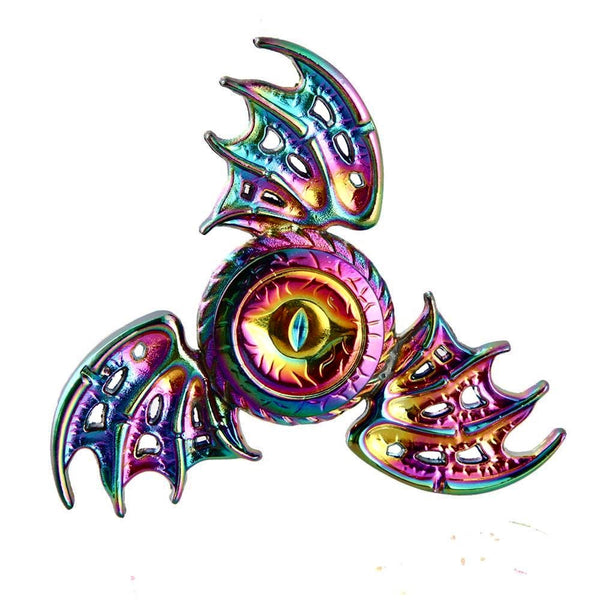 Mystical Dragon Eye Fidget Spinner