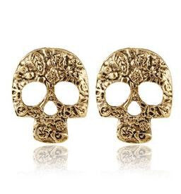 2017 Sugar Skull Earrings