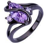 Mystical Gemstone Rings