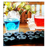 Silicone Skull Ice Cube Molds
