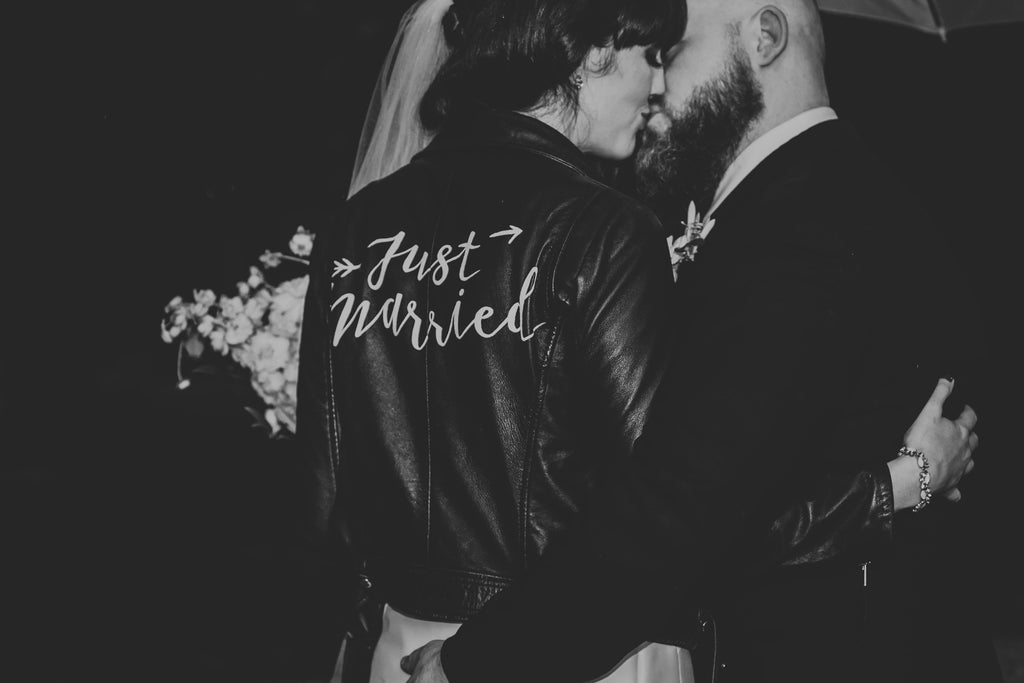 Megan and Adam's Warm October Wedding