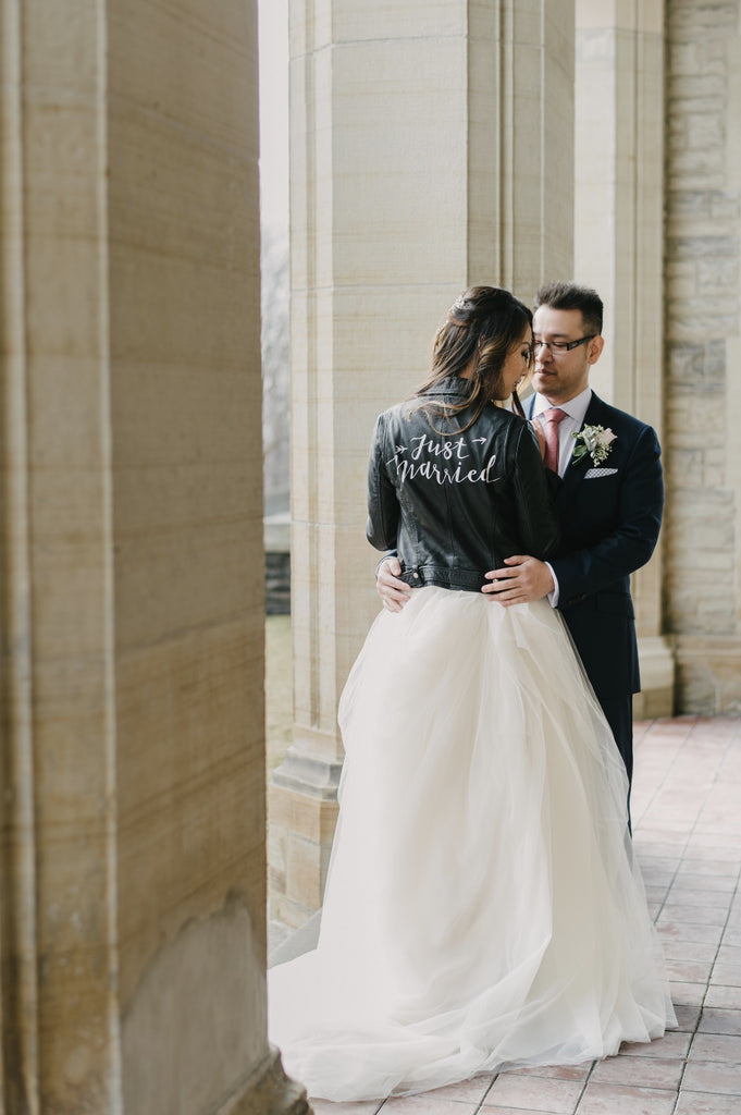 Katelyn & Mark's Fairytale Wedding