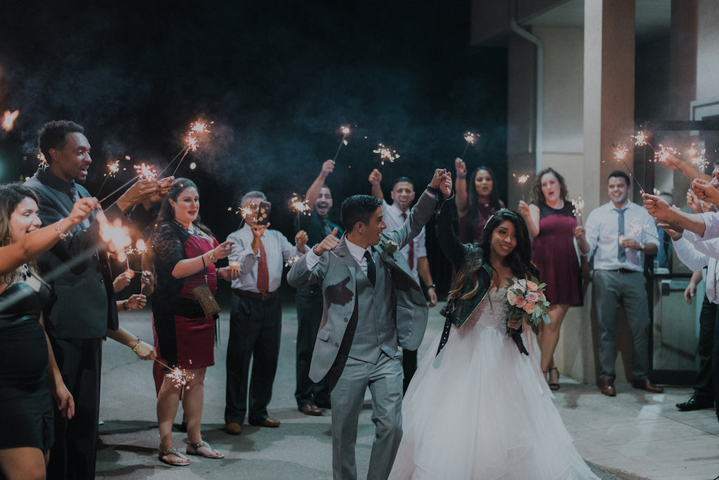 Veronica and Mateo's Vintage Themed Wedding