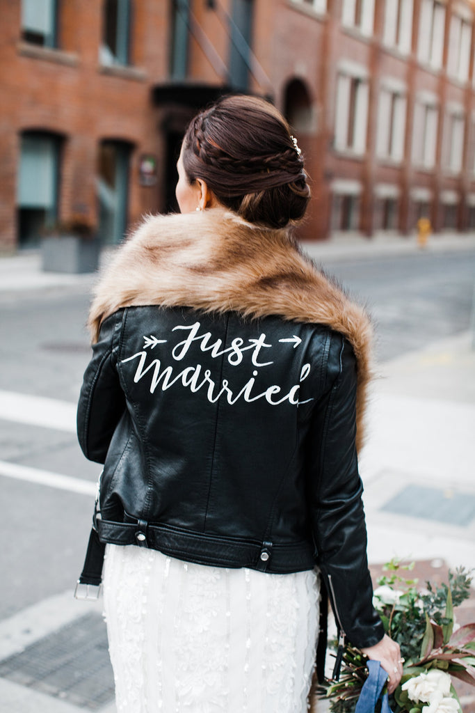 3photography - #thejustmarriedjacket toronto