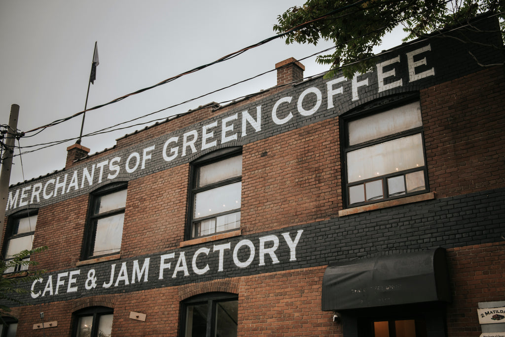 Fox Photography - The Jam Factory - Merchants of Green Coffee