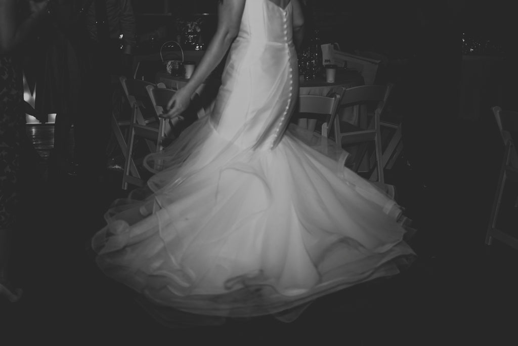 Fox Photography - Megan and Adam - Bridal Gown