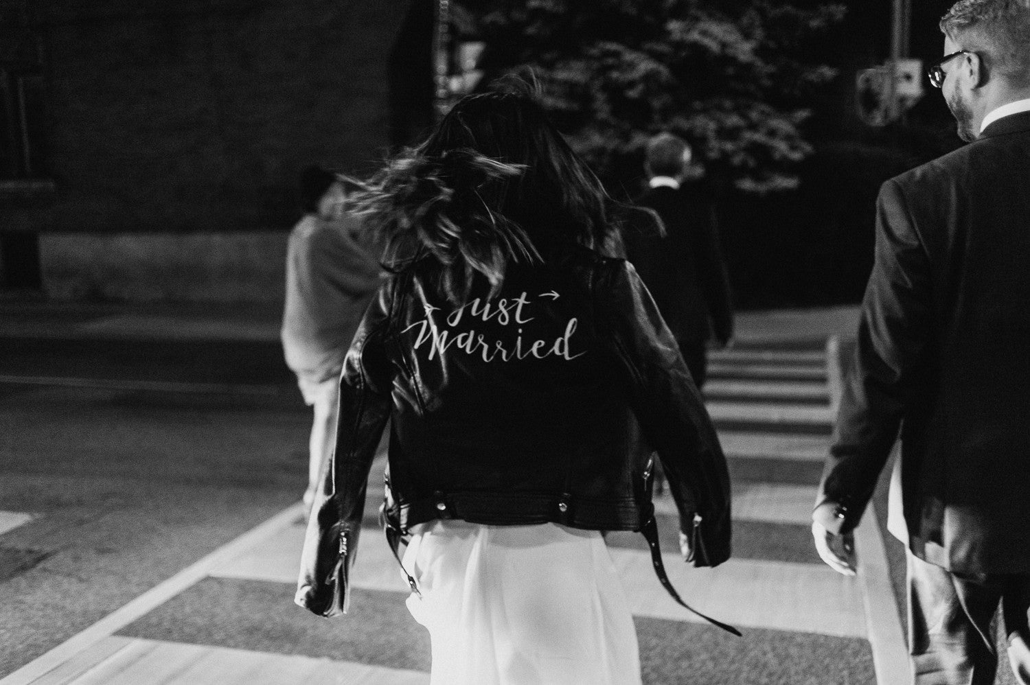 The Just Married Jacket