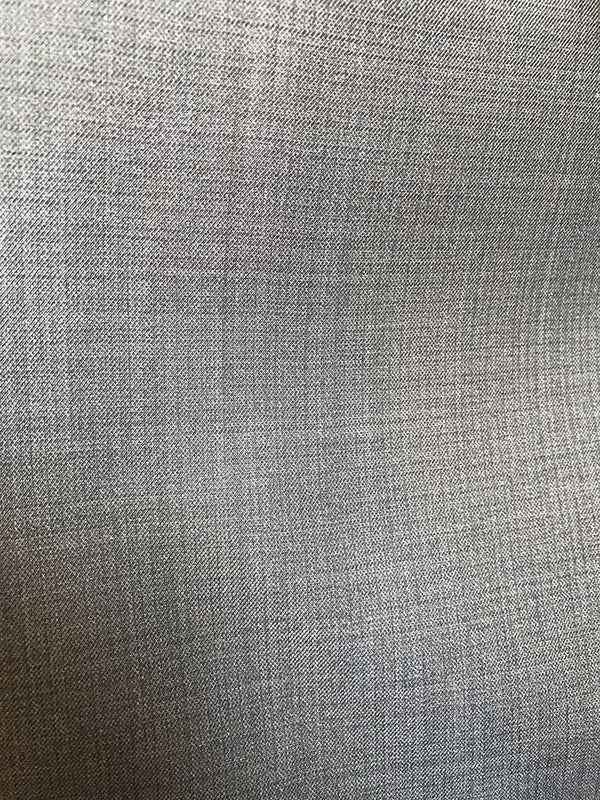 Monte Carlo Collection - Regular Fit 2 Piece 2 Button Textured Weave In Gray - SUITS FOR MENS