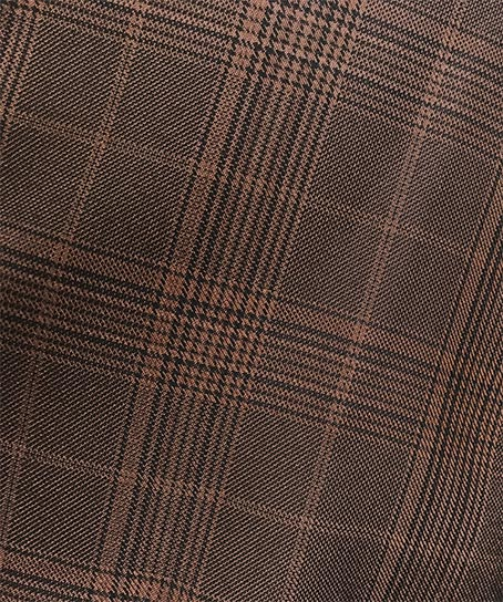 Renaissance Collection - Regular Fit 3 Piece Suit Chestnut