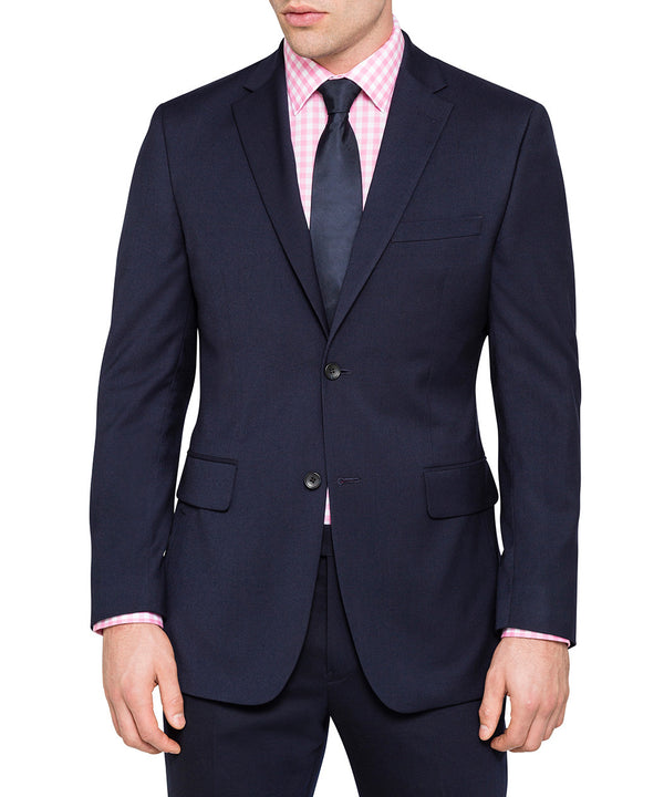 Ultra Slim Fit Suit 2 Piece 2 Button in Navy - Mens Suits