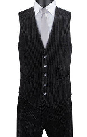New Fashion Mens Vests Buttons Double Breasted Slim Fit Formal Waistcoats YM3050