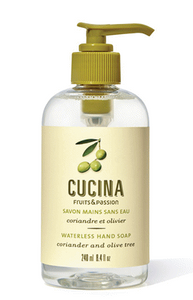 Waterless Hand Soap Coriander & Olive Tree