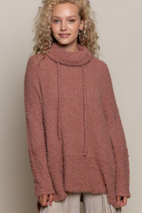 Dusty Cedar Pullover Sweater