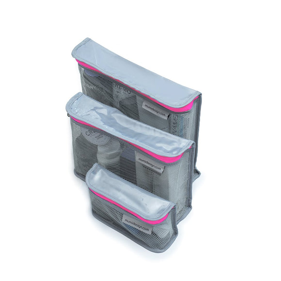 toiletry cubes