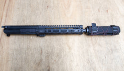 "Complete Cross Machine Tool 10.5""  Upper / Midwest Industries Rail"