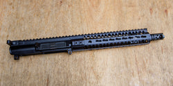 "Complete 2A-Armament's Matched 10.5"" Upper and Rail"