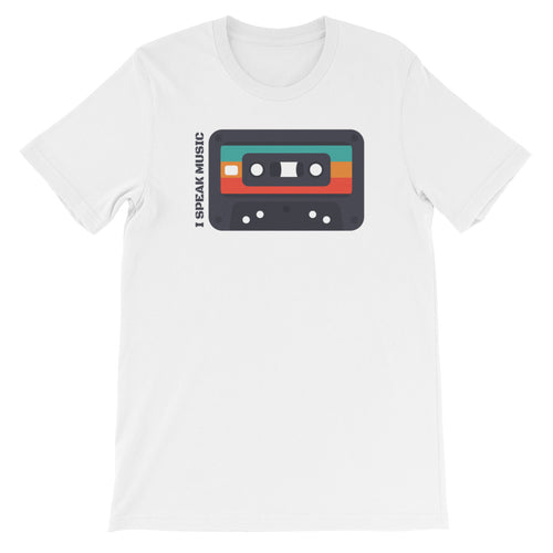 I Speak Music Tee