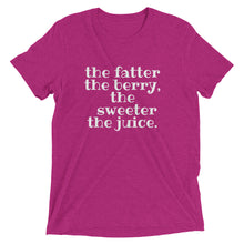 frenchie davis collection- fatter the berry sweeter the juice