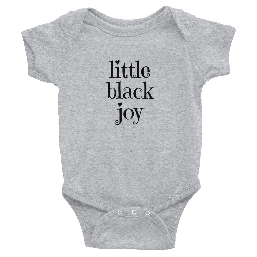 Little Black Joy Onesie