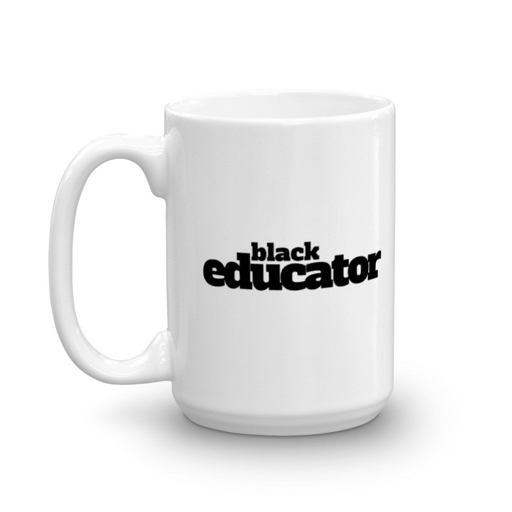 Black Educator Mug