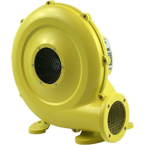 W-3L Replacement Blower for Medium Size Bounce House - 5.0A 580W at 115V