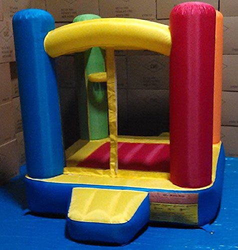 My Bouncer Little Castle Bounce 72