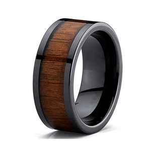 Black Koa Wood Inlay
