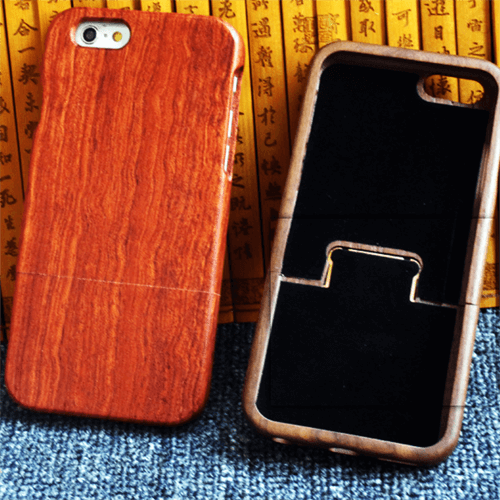 iPhone Wooden Phone Case