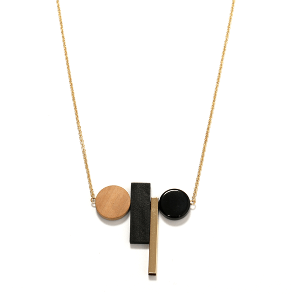 Women Minimalist Ethnic Necklace