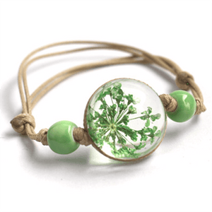 Glass Bracelet & Bangle