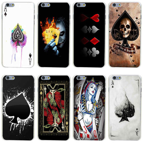 Poker Art iPhone Cases