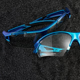 Light Adaptive Cycling Glasses EdgeVue 2 Pro