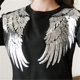 Wings of an Angel Sweatshirt