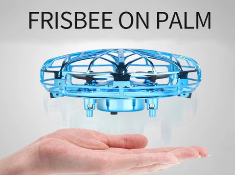 Push To Take Off™ Mini Drone